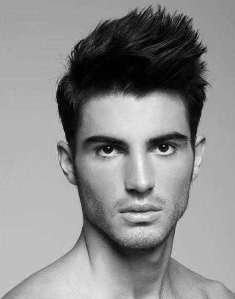 Best ideas about Hairstyles For Boys With Thick Hair . Save or Pin 75 Men s Medium Hairstyles For Thick Hair Manly Cut Ideas Now.