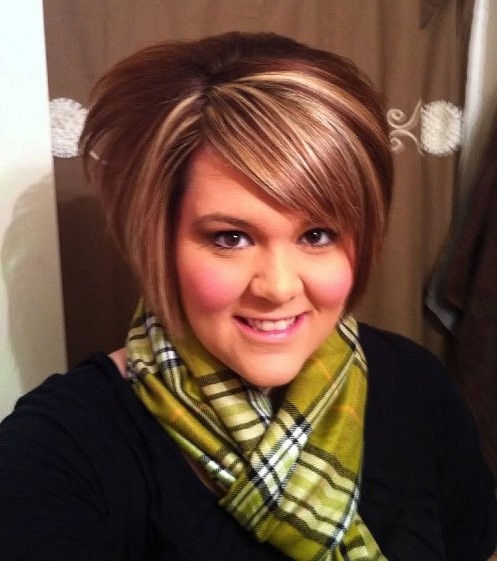 Best ideas about Hairstyles For Fat Girls . Save or Pin Cute short hairstyles for fat women Latest Hair Styles Now.