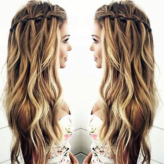 Best ideas about Hairstyles For Fat Girls . Save or Pin 25 Hairstyles To Slim Down Round Faces Hair ideas Now.