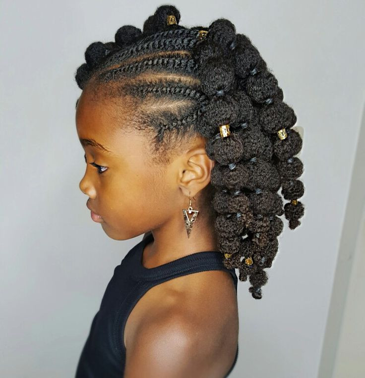 Best ideas about Hairstyles For Kids . Save or Pin 1000 ideas about Natural Kids Hairstyles on Pinterest Now.