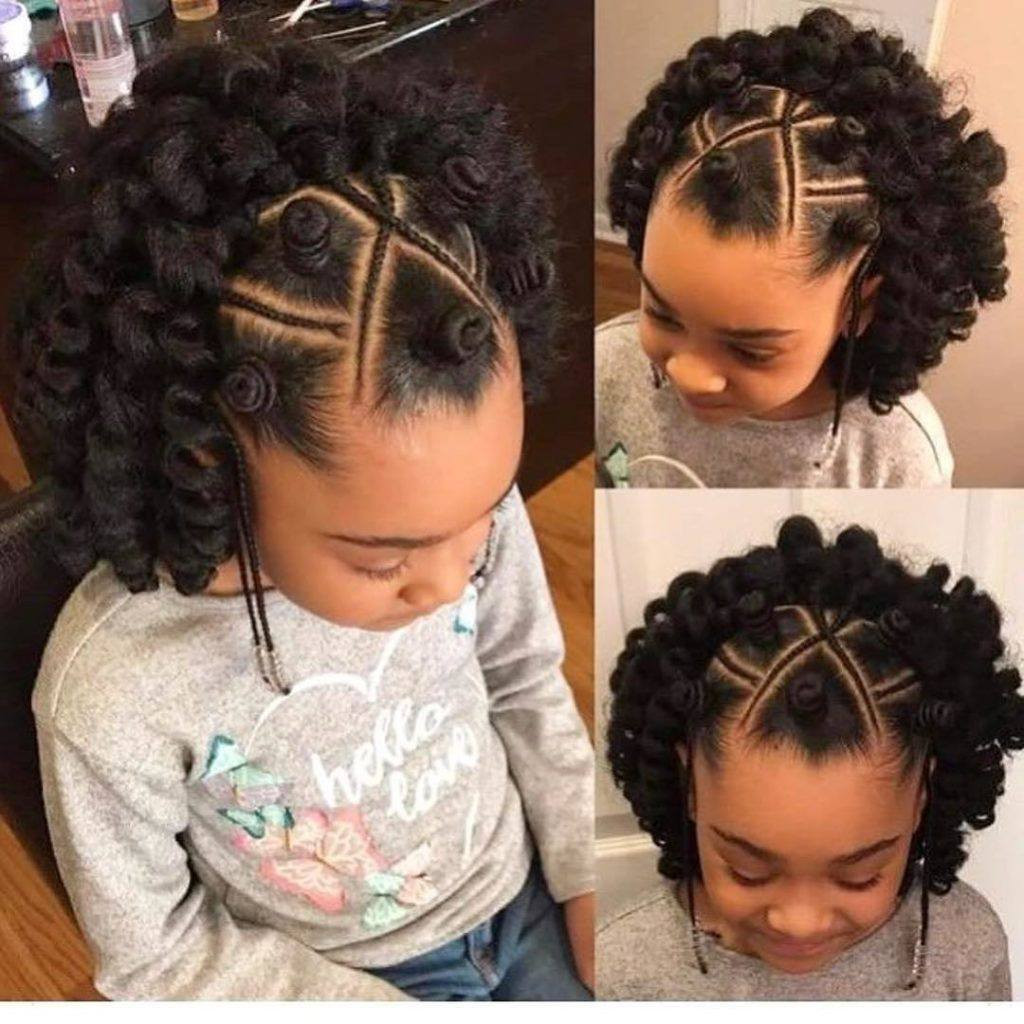 Best ideas about Hairstyles For Kids . Save or Pin 6 Braids Hairstyles For Kids Perfect For The December Now.