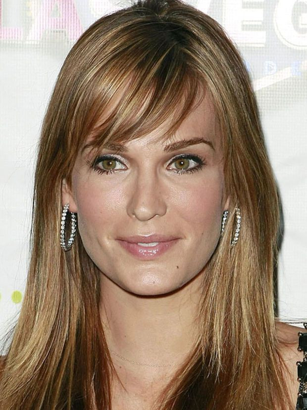 Best ideas about Hairstyles For Long Face Female . Save or Pin The Best and Worst Bangs for Long Face Shapes Now.