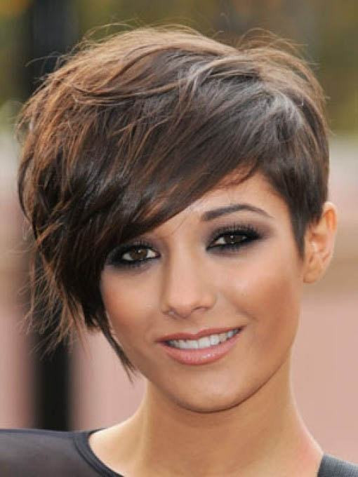 Best ideas about Hairstyles For Long Face Female . Save or Pin 60 Unbeatable Short Hairstyles for Long Faces [2019] Now.