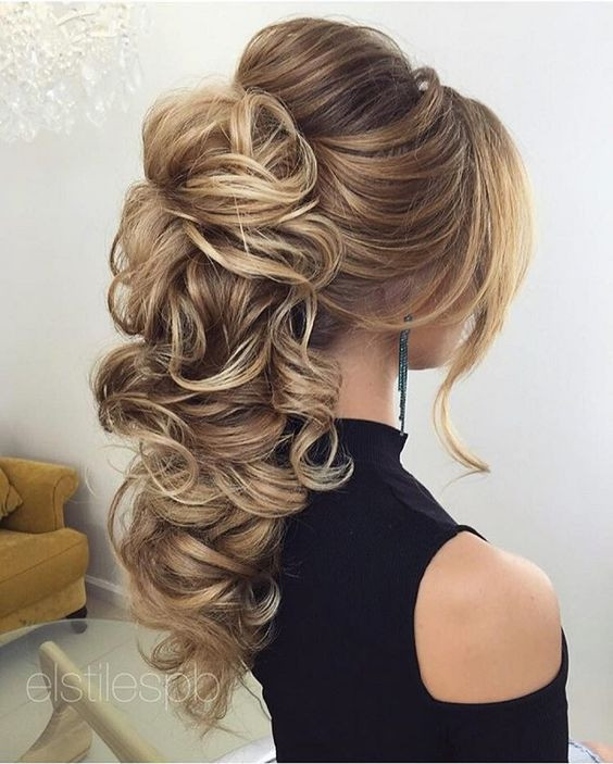 Best ideas about Hairstyles For Long Hair Wedding . Save or Pin 18 Creative and Unique Wedding Hairstyles for Long Hair Now.