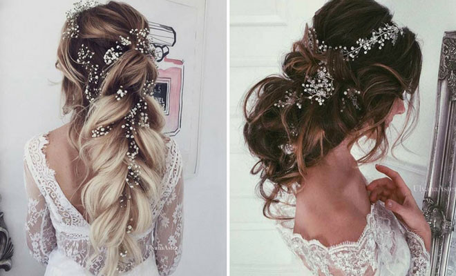 Best ideas about Hairstyles For Long Hair Wedding . Save or Pin 23 Romantic Wedding Hairstyles for Long Hair Now.