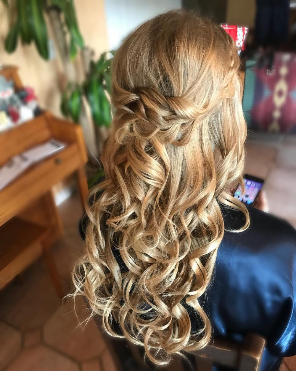 Best ideas about Hairstyles For Long Hair Wedding . Save or Pin 27 Gorgeous Wedding Hairstyles for Long Hair in 2019 Now.