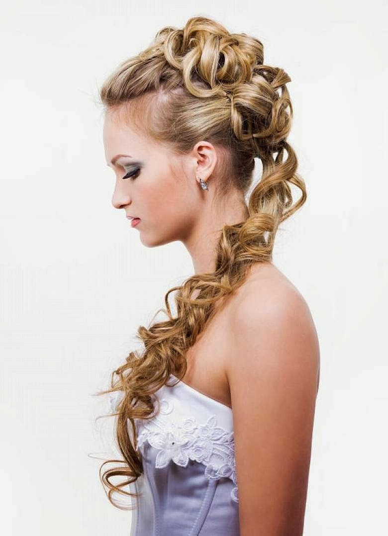 Best ideas about Hairstyles For Long Hair Wedding . Save or Pin Best hairstyles for long hair wedding Hair Fashion Style Now.
