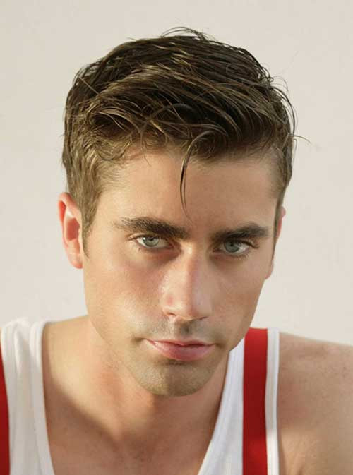 Best ideas about Hairstyles For Men With Long Faces . Save or Pin 10 New Mens Hairstyles for Long Faces Now.