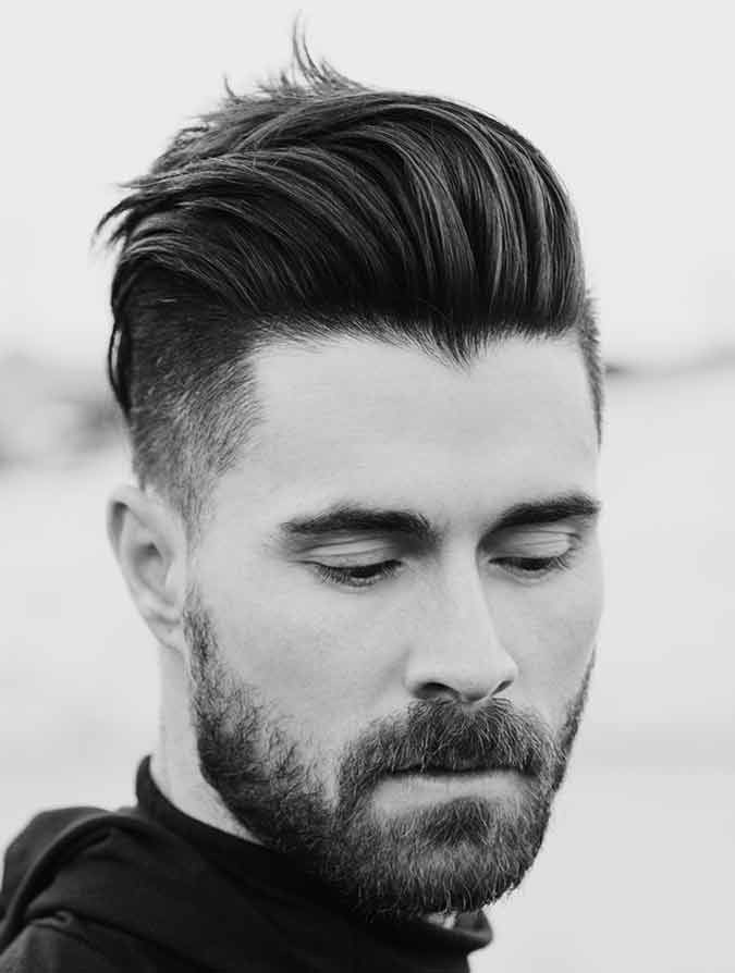 Best ideas about Hairstyles For Men With Long Faces . Save or Pin 20 Selected Haircuts for Guys With Round Faces Now.