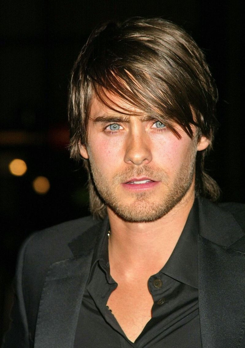 Best ideas about Hairstyles For Men With Long Faces . Save or Pin Long Hairstyles for Men with Round Faces Now.