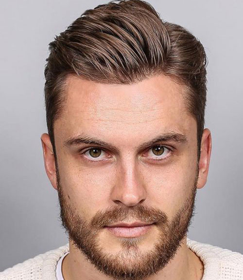Best ideas about Hairstyles For Men With Long Faces . Save or Pin Best Men s Haircuts For Your Face Shape 2019 Now.