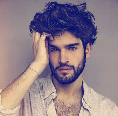 Best ideas about Hairstyles For Men With Long Faces . Save or Pin 15 Hairstyles for Men with Long Faces Now.