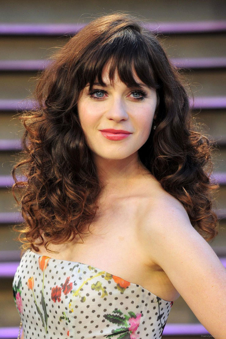 Best ideas about Hairstyles For Oval Faces Female . Save or Pin The Best Curly Hairstyles For Oval Faces Southern Living Now.