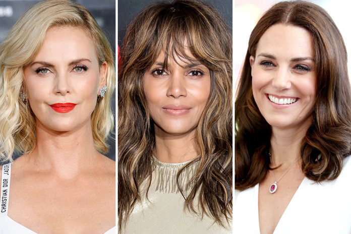 Best ideas about Hairstyles For Oval Faces Female . Save or Pin The Most Flattering Haircuts for Oval Face Shapes Now.