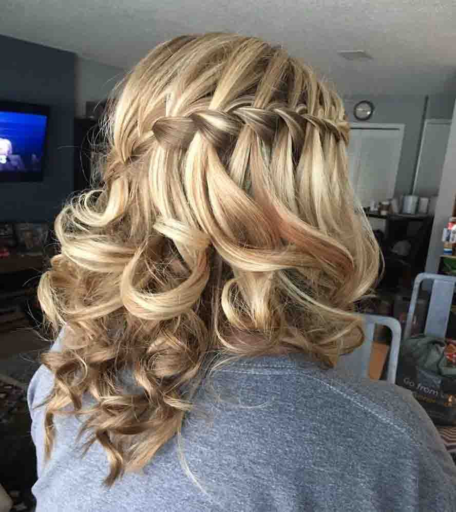 Best ideas about Hairstyles For Prom 2019 . Save or Pin 88 trending prom hairstyles 2019 Now.