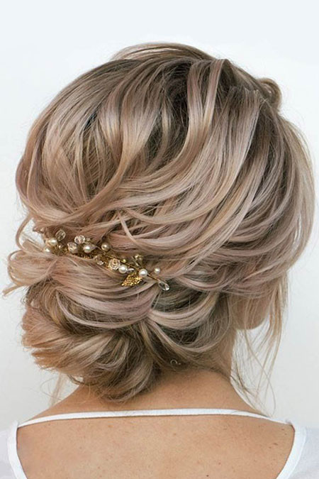 Best ideas about Hairstyles For Prom 2019 . Save or Pin 20 Best Prom Hairstyles for Short Hair 2019 Short Hair Now.