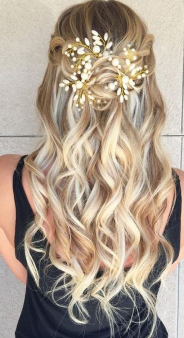 Best ideas about Hairstyles For Prom 2019 . Save or Pin 30 Best Prom Hair Ideas 2019 Prom Hairstyles for Long Now.