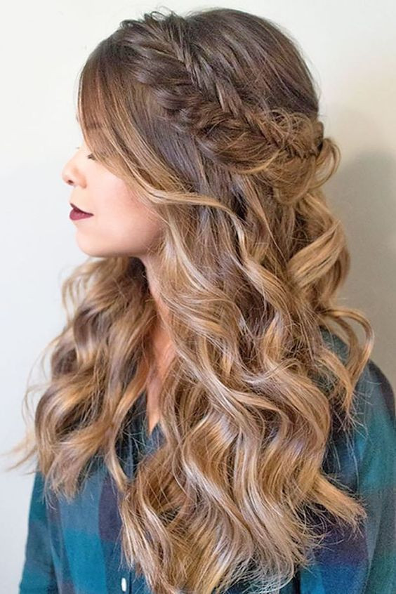 Best ideas about Hairstyles For Prom 2019 . Save or Pin Latest Party Hairstyles Tutorial Step by Step 2018 2019 Now.
