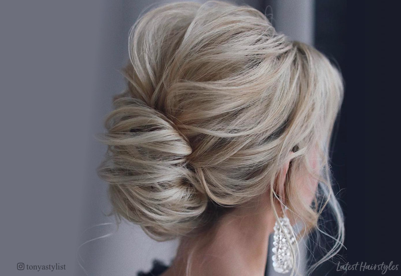 Best ideas about Hairstyles For Prom 2019 . Save or Pin 23 Cute Prom Hairstyles for 2019 Updos Braids Half Ups Now.