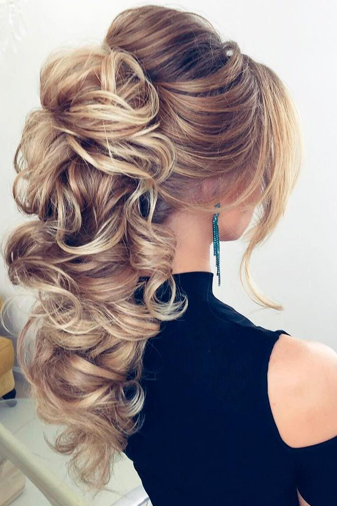 Best ideas about Hairstyles For Prom 2019 . Save or Pin 21 Best Ideas of Formal Hairstyles for Long Hair 2019 Now.