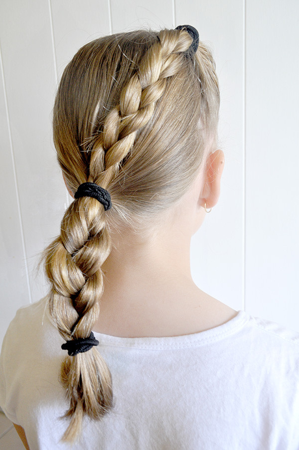 Best ideas about Hairstyles For School Girls . Save or Pin Organised school hair area hairstyles for school The Now.