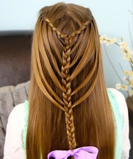 Best ideas about Hairstyles For School Girls . Save or Pin Hairstyles For School Girls Hairstyles hairstyles for Now.