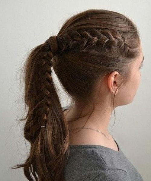 Best ideas about Hairstyles For School Girls . Save or Pin Best 25 Easy school hairstyles ideas on Pinterest Now.