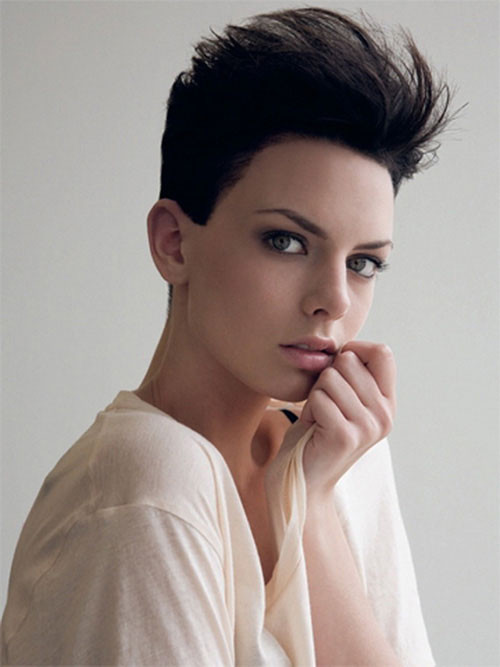 Best ideas about Hairstyles For Short Hair For Girls . Save or Pin Trending Cute Hairstyles for Girls with Short Hair 2019 Now.