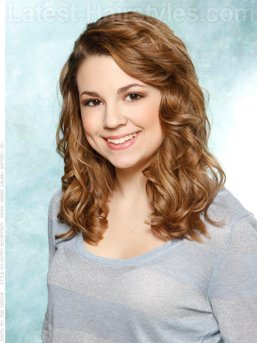 Best ideas about Hairstyles For Teens . Save or Pin Flaunt These 20 Medium Hairstyles for Summer Now.