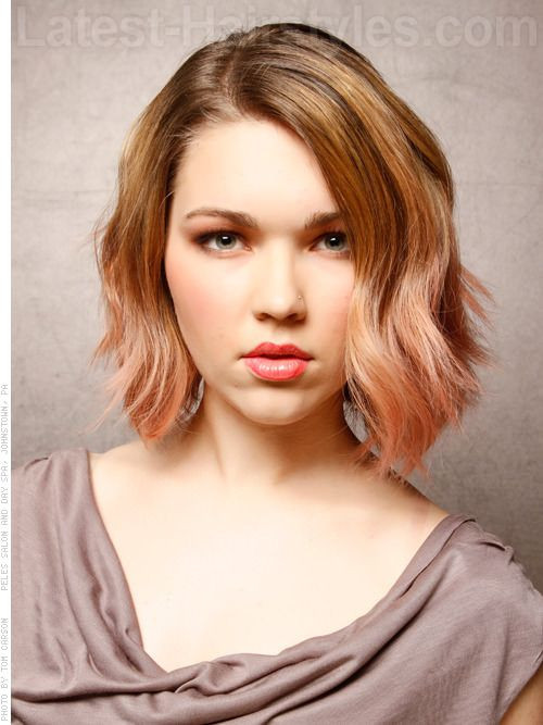 Best ideas about Hairstyles For Teens . Save or Pin very short hair beachy waves Now.