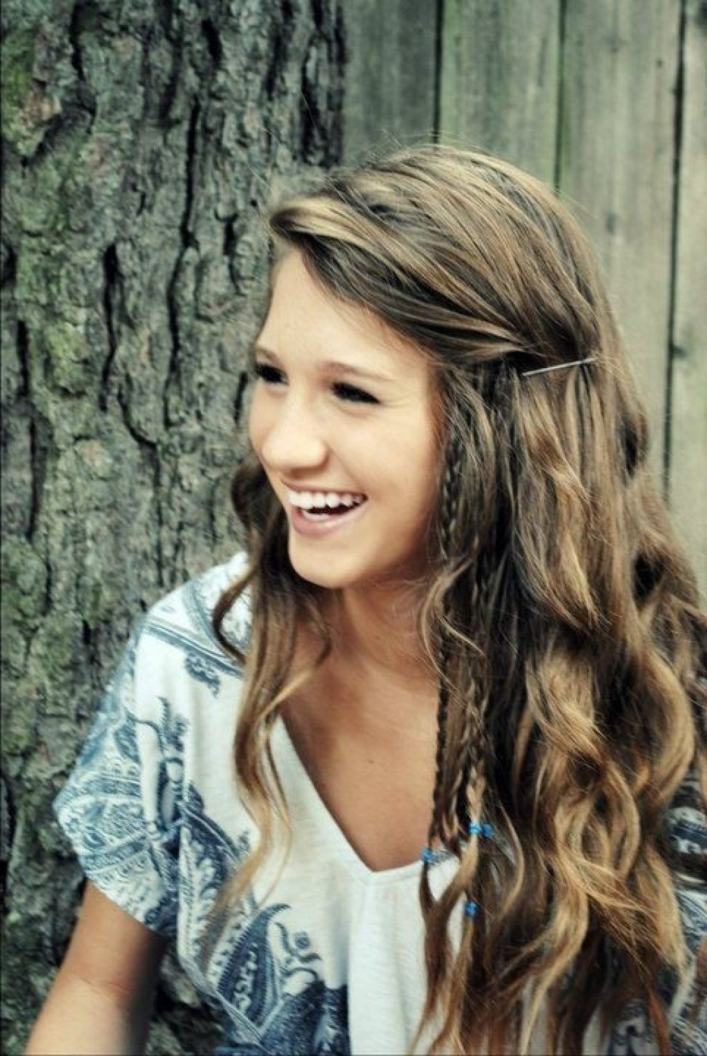 Best ideas about Hairstyles For Teens . Save or Pin Boho Hairstyles For Long Hair Elle Hairstyles Now.