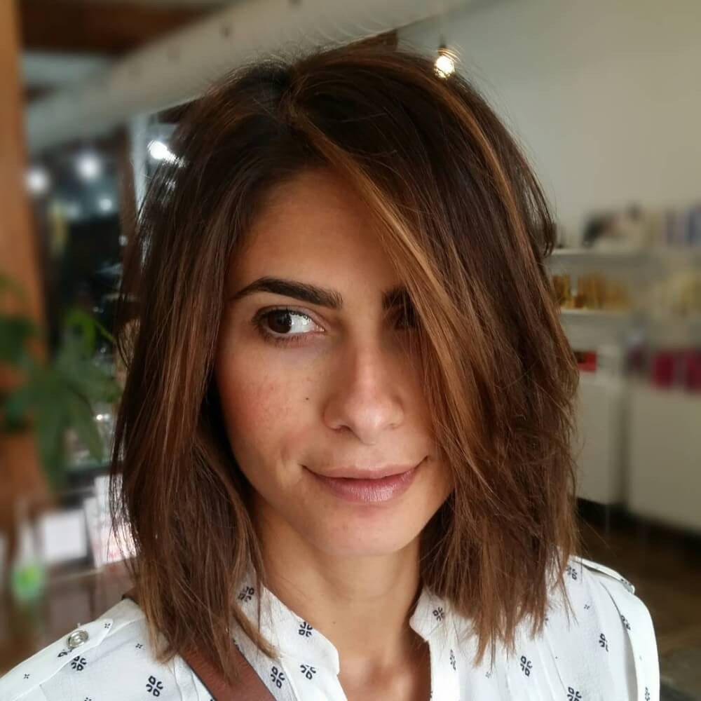 Best ideas about Hairstyles For Thinning Hair Female . Save or Pin 27 Cutest Hairstyles & Haircuts for Thin Hair in 2018 Now.
