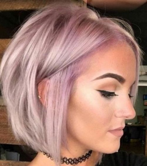 Best ideas about Hairstyles For Thinning Hair Female . Save or Pin 35 Short Bobs Hair Cuts For Summer 2019 Now.