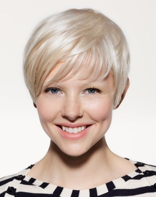 Best ideas about Hairstyles For Very Thin Hair . Save or Pin 20 Stylish Very Short Hairstyles for Women Now.