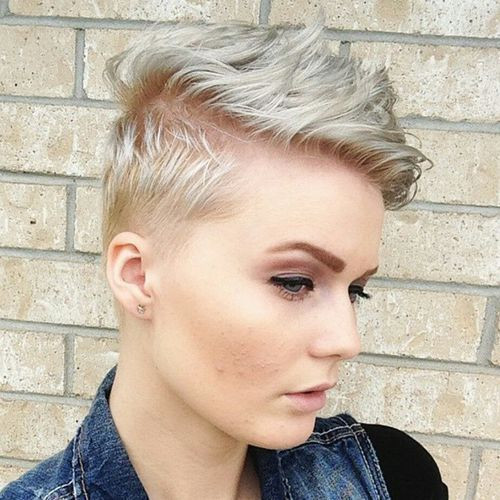 Best ideas about Hairstyles For Very Thin Hair . Save or Pin 90 Mind Blowing Short Hairstyles for Fine Hair Now.