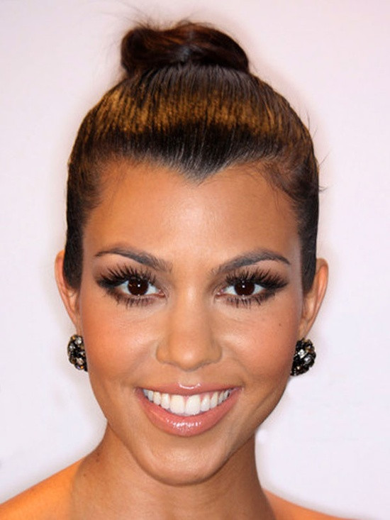 Best ideas about Hairstyles For Widows Peak Female . Save or Pin Be Still Life The Widow s Peak A Study Now.