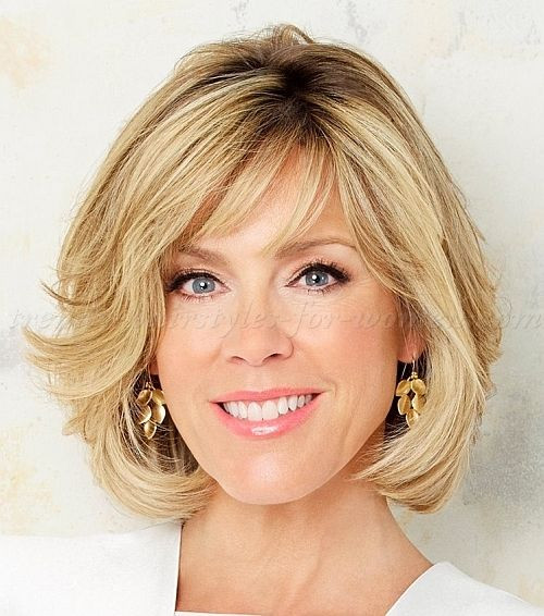 Best ideas about Hairstyles For Women Over 55 . Save or Pin short hairstyles over 50 hairstyles over 60 bob Now.