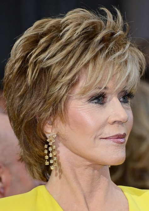 Best ideas about Hairstyles For Women Over 55 . Save or Pin 4 Latest and Stylish Short Hairstyles for Women Over 55 Now.
