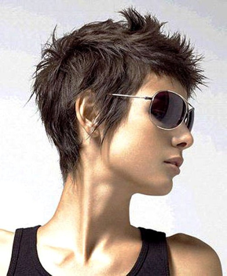 Best ideas about Hairstyles For Women With Short Hair . Save or Pin 40 Funky Hairstyles To Look Beautifully Crazy Fave Now.