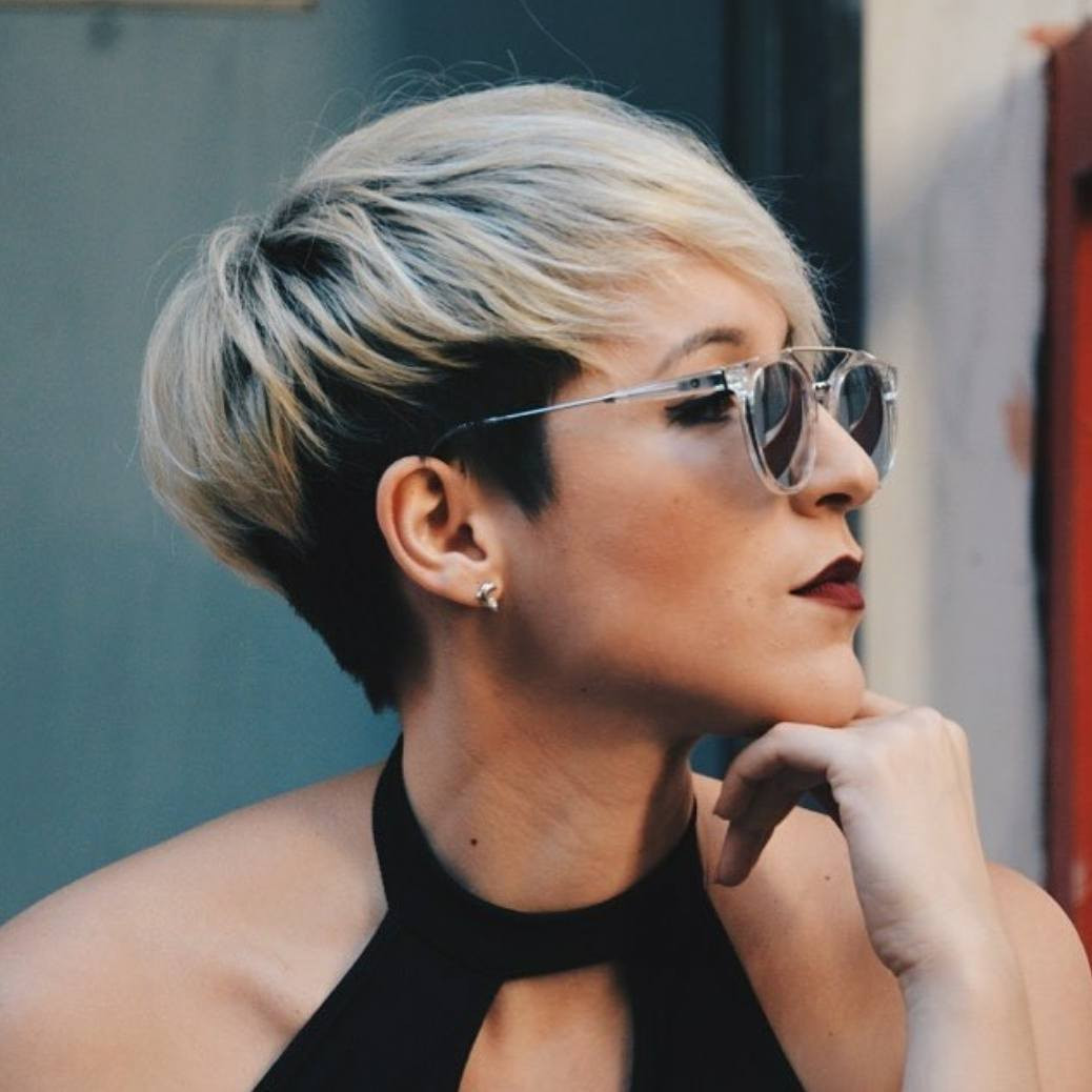 Best ideas about Hairstyles For Women With Short Hair . Save or Pin 10 Short Hairstyles for Women Over 40 Pixie Haircuts 2019 Now.