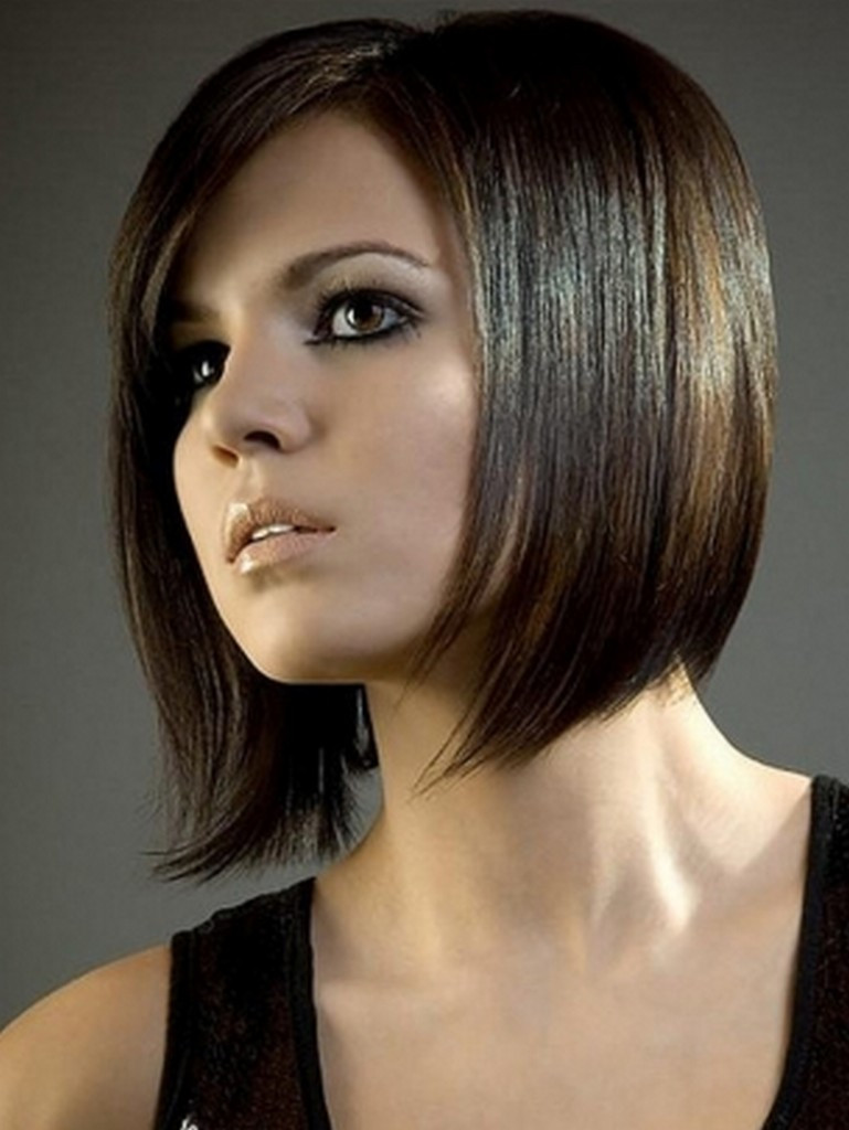 Best ideas about Hairstyles For Women With Short Hair . Save or Pin Modern Bob Hairstyle Ideas Now.