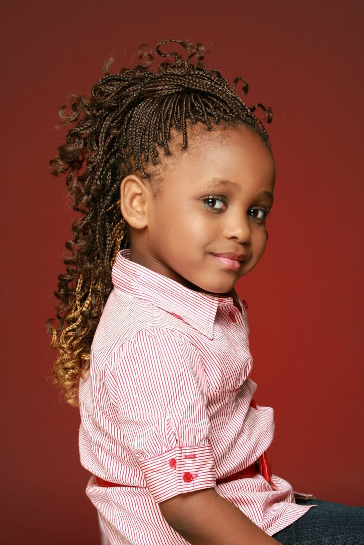 Best ideas about Hairstyles Kids . Save or Pin braid hair styles Now.