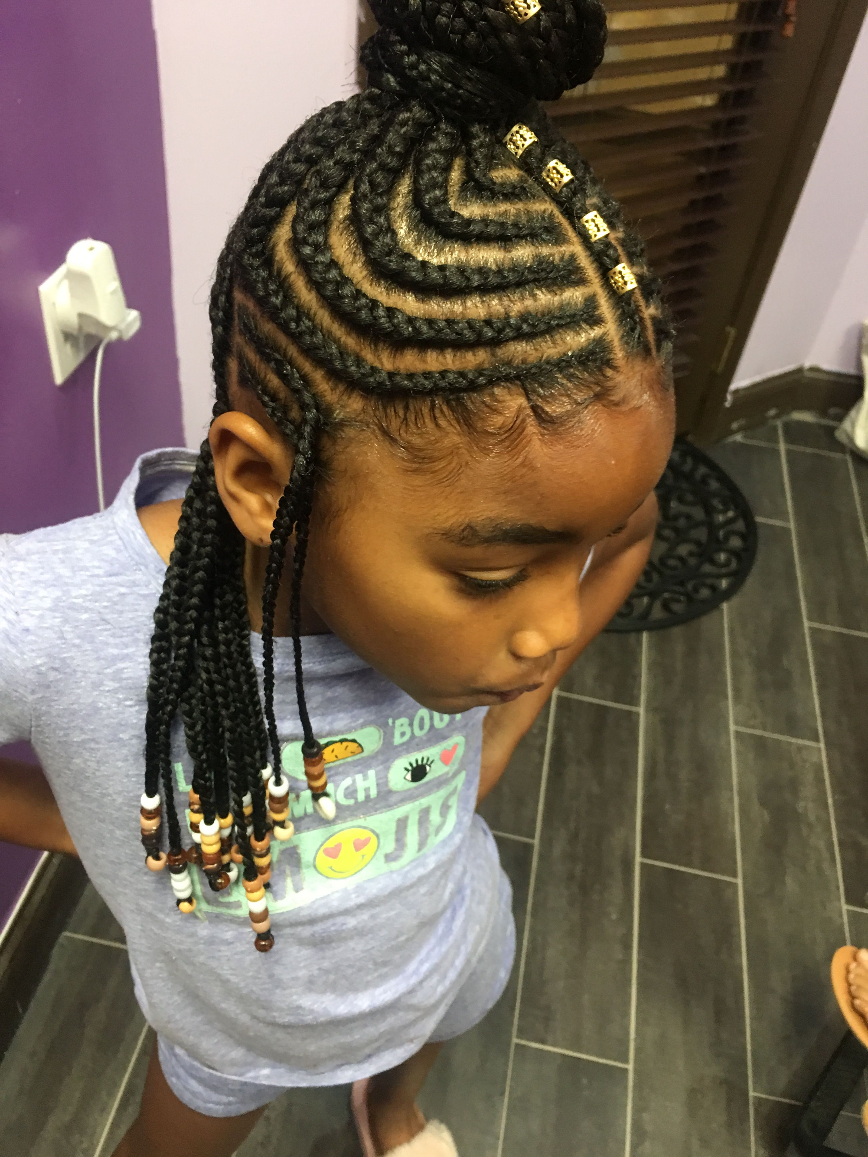 Best ideas about Hairstyles Kids . Save or Pin Kids Tribal Braids by shugabraids Twist Now.
