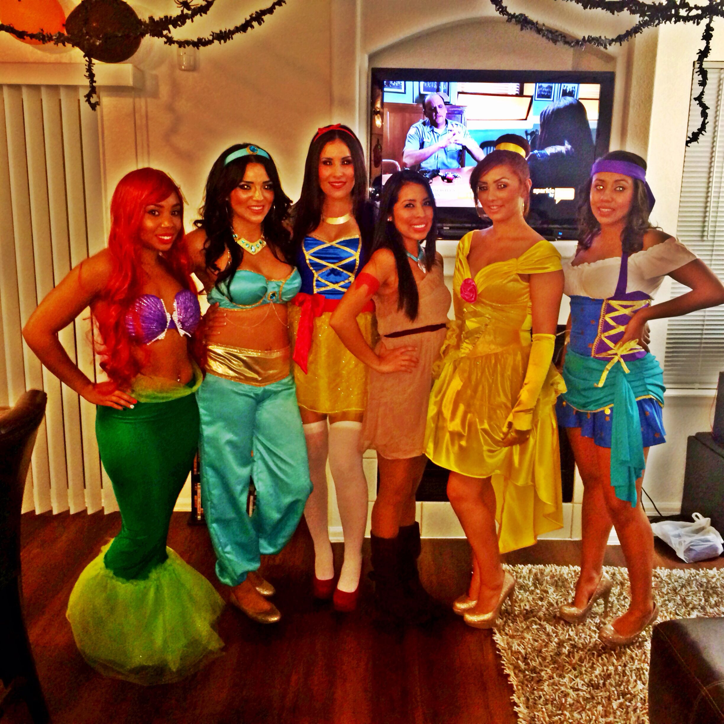 Best ideas about Halloween Costumes DIY . Save or Pin Disney Princess DIY Halloween Costumes Now.