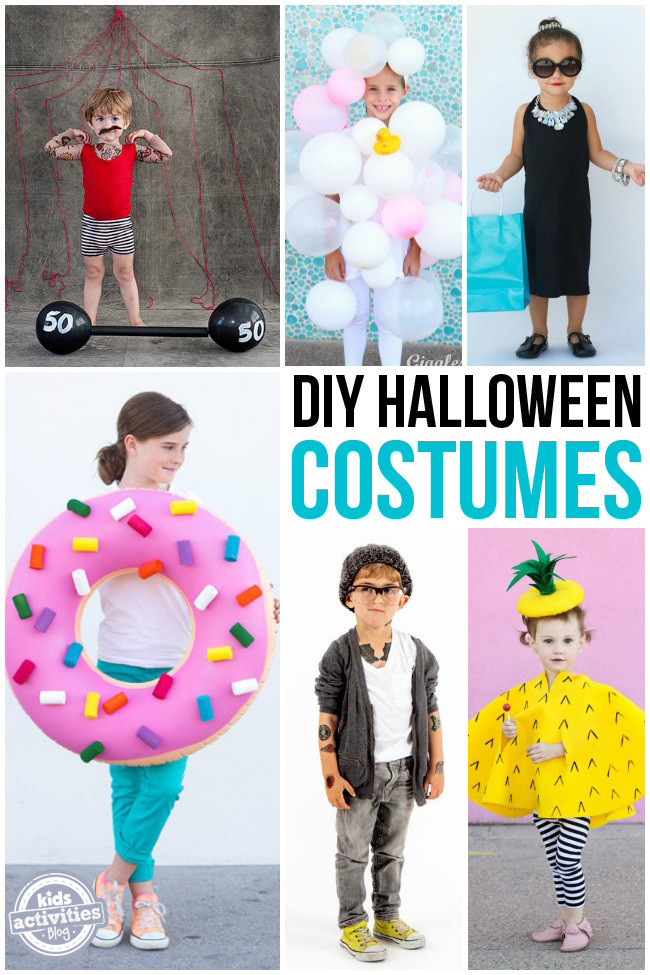 Best ideas about Halloween Costumes DIY . Save or Pin Homemade Halloween Costumes Now.