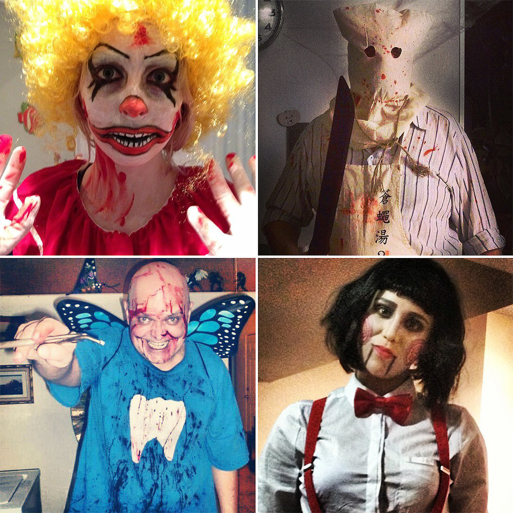 Best ideas about Halloween Costumes DIY . Save or Pin DIY Scary Halloween Costumes Now.
