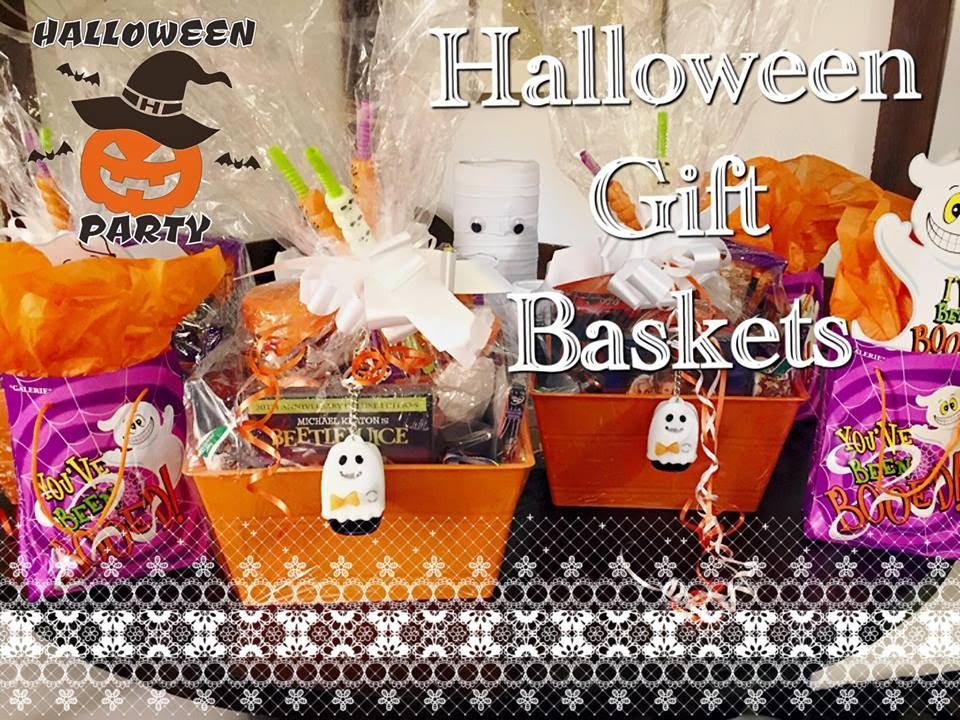 Best ideas about Halloween Gift Basket Ideas For Adults . Save or Pin D I Y Halloween Gift Basket 2015 Now.
