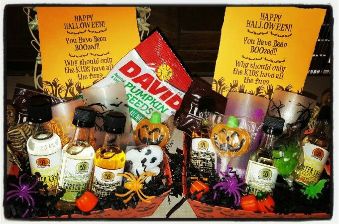 Best ideas about Halloween Gift Basket Ideas For Adults . Save or Pin 216 best images about check this out on Pinterest Now.