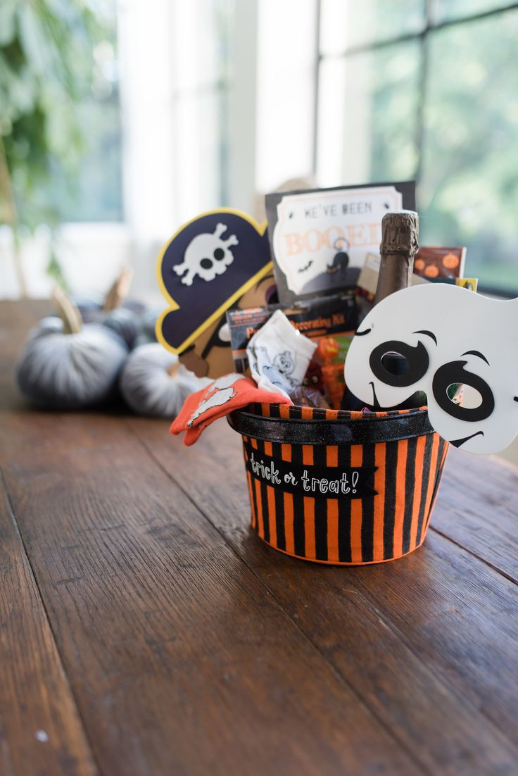 Best ideas about Halloween Gift Basket Ideas For Adults . Save or Pin Best 25 Halloween t baskets ideas on Pinterest Now.
