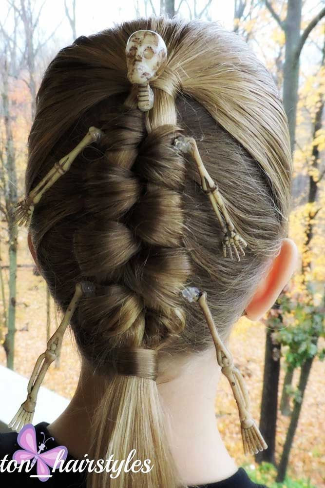 Best ideas about Halloween Hairstyles . Save or Pin Best 25 Halloween hairstyles ideas on Pinterest Now.